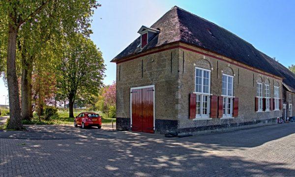 Hebestemde boerderij Mariënhof in Hoeksche Waard.