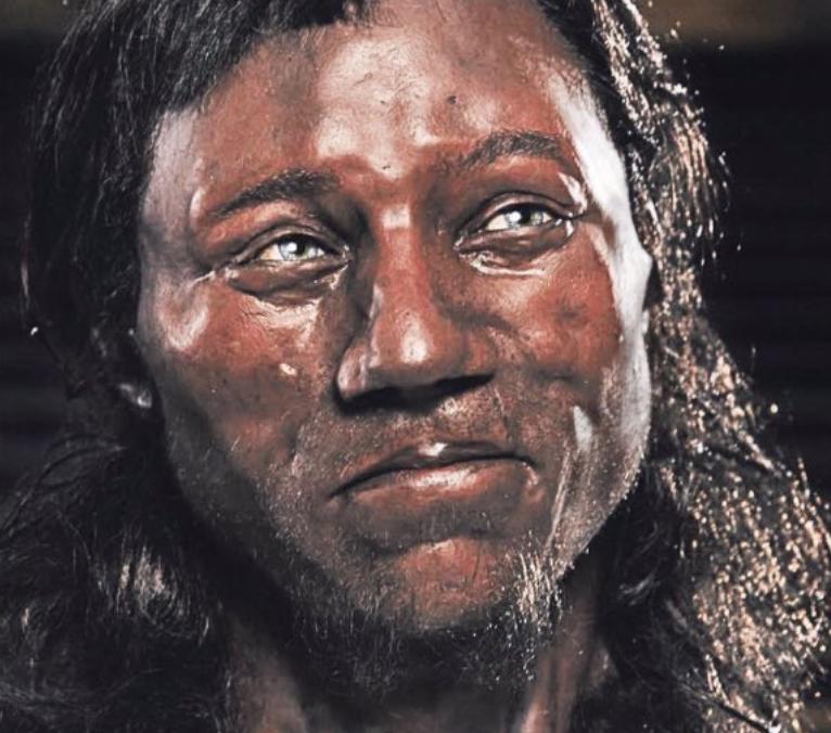 Opinie: De prehistorie was niet zo wit als in de canon