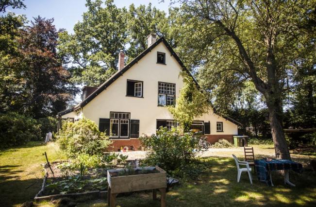 Van Gogh-villa in Bussum is gered van de sloop
