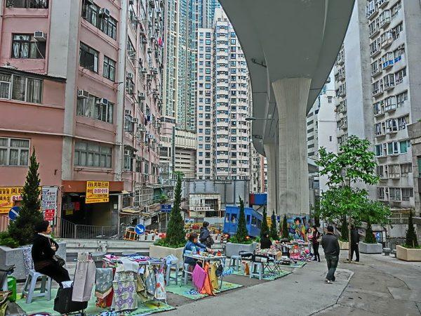 Shek Tong Shui, buurt in Hong Kong.