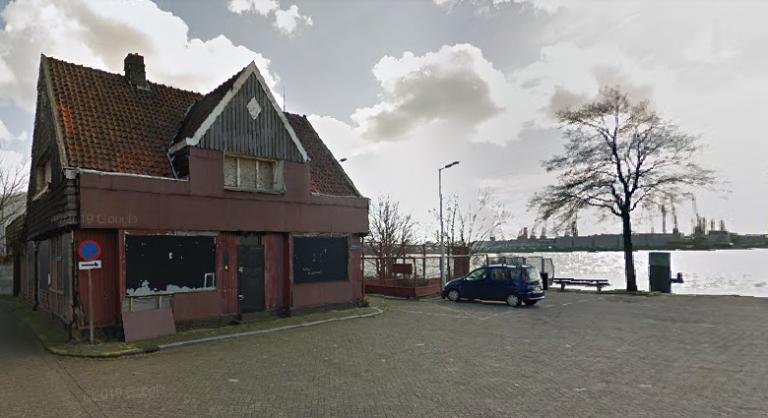 RDM veerhuis in Rotterdam