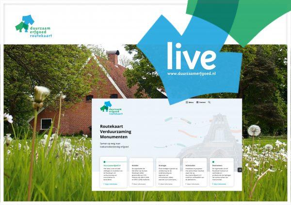Website Duurzaamerfgoed.nl