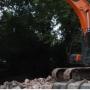 Koetshuis Woudoord wordt tijdens lopende procedure onverwachts gesloopt