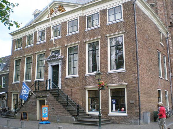 Oude Stadhuis Wijk bij Duurstede.