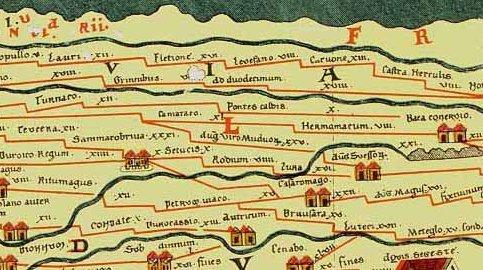 Verloren Romeinse stad Ad Duodecimum mogelijk gevonden aan de Maas
