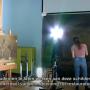 Video: Studenten restaureren beschadigde behangselstukken van Museum Alkmaar