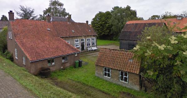 Het nieuwe project van Hank Nooteboom: het boerencomplex in Heusden.