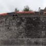 Stadsmuur Maastricht dreigt verder in te storten