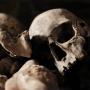 Archeoloog Maja d'Hollosy reconstrueert gezichten van eeuwenoude skeletten