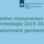 Monitor monumenten en archeologie 2019-2020 benchmark gemeenten