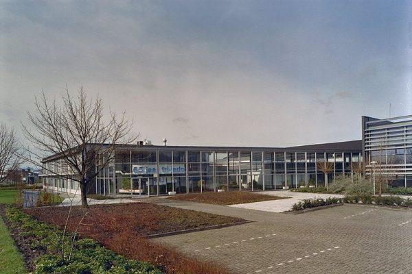Voormalige Tomado-fabriek in Ettenleur.