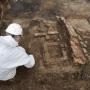 Archeologen onderzoeken eeuwenoude herberg 'De Rode Leeuw'  in Amsterdam