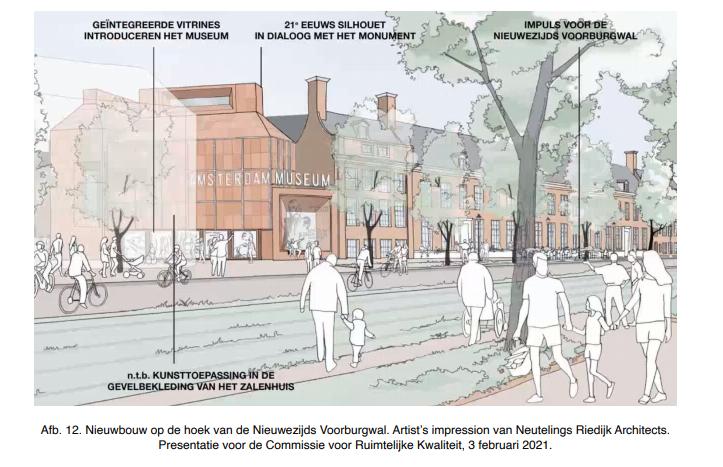Amsterdam Museum: erfgoed en erfgoedtoerisme gaan niet altijd goed samen