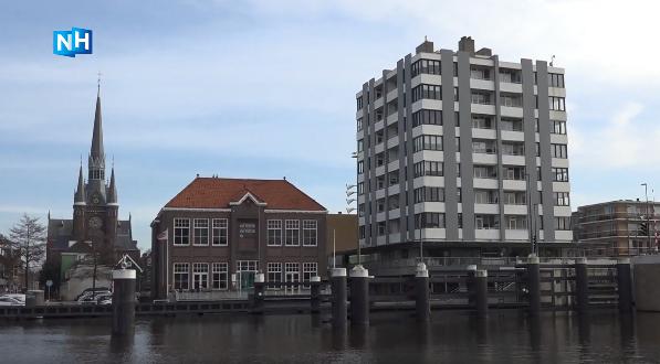 Beatrixtoren in Zaandam.