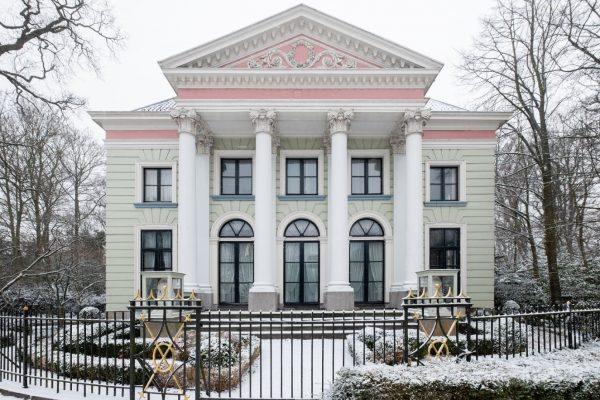 Huis met de beelden, Haarlem