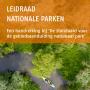 Leidraad gebiedsontwikkeling Nationale Parken