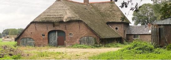 Spookboerderij Pothoven.