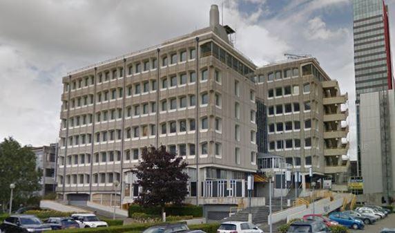 Zorgen om sloopplanen brutalistisch icoon van Almere