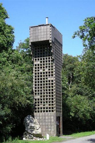 Luchtwachttoren Oudemirdum