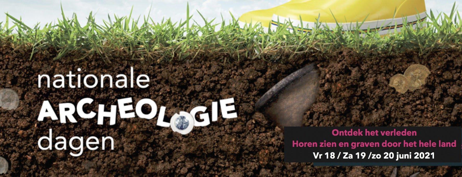De Nationale Archeologiedagen gaan weer van start
