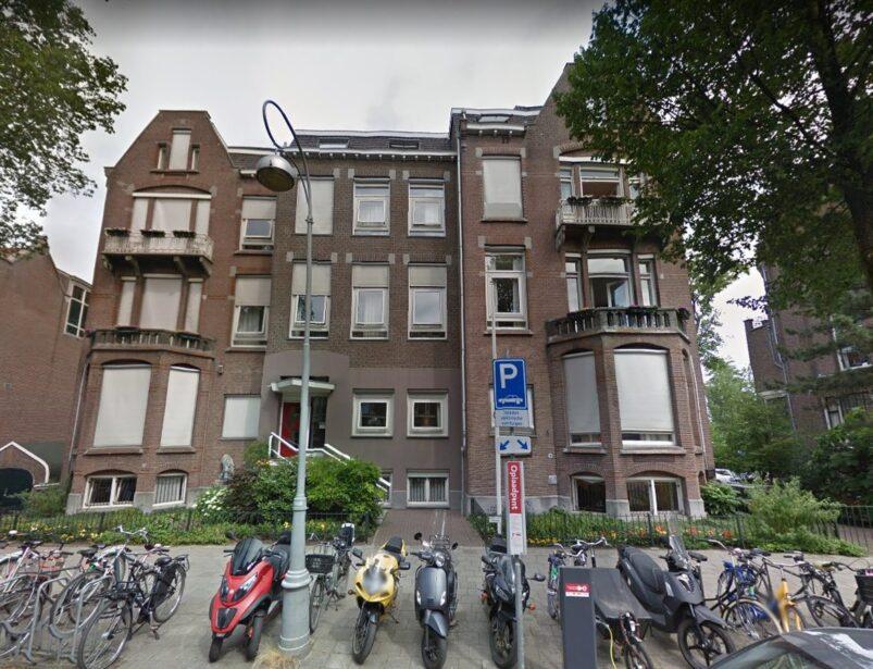 Van Eeghenstraat 70-72, Amsterdam